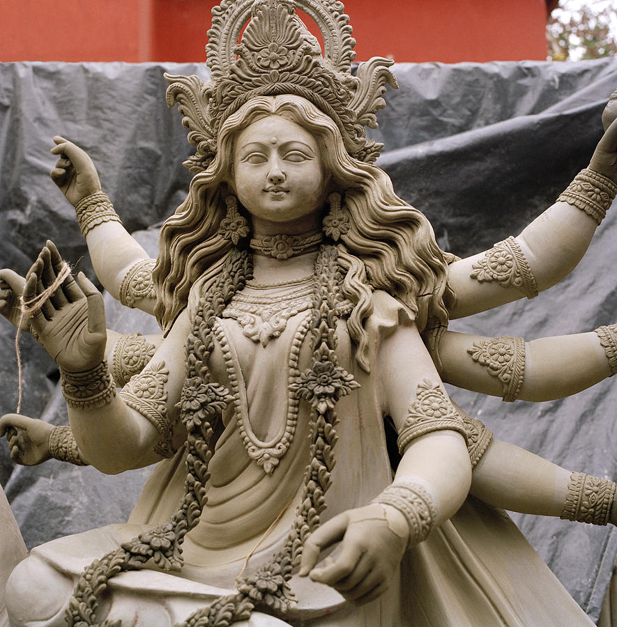 Queen Durga Photograph