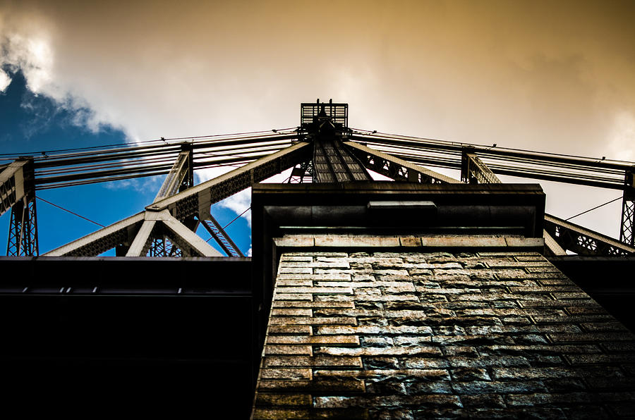 Queensboro Bridge Photograph  - Queensboro Bridge Fine Art Print