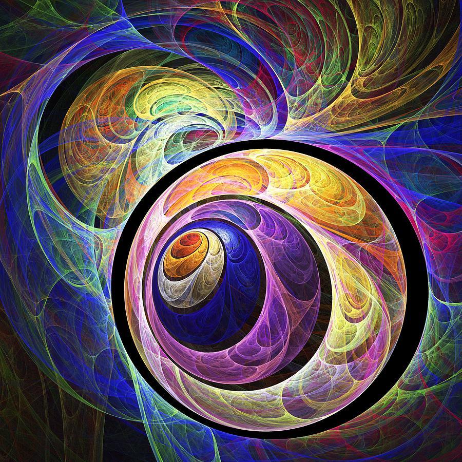 Quizzical Digital Art