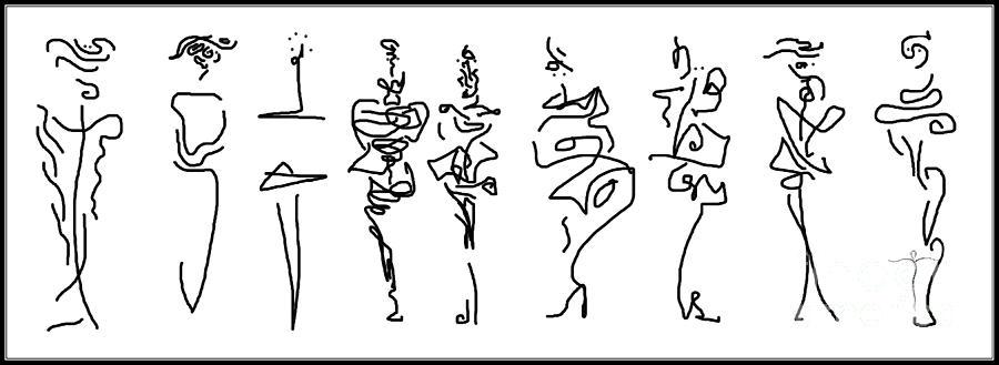 R L S Drawing