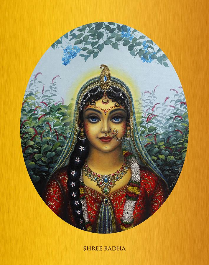 Radha Painting