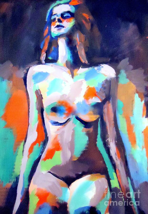 Radiate Peace Painting