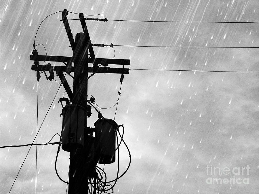 Rain Photograph