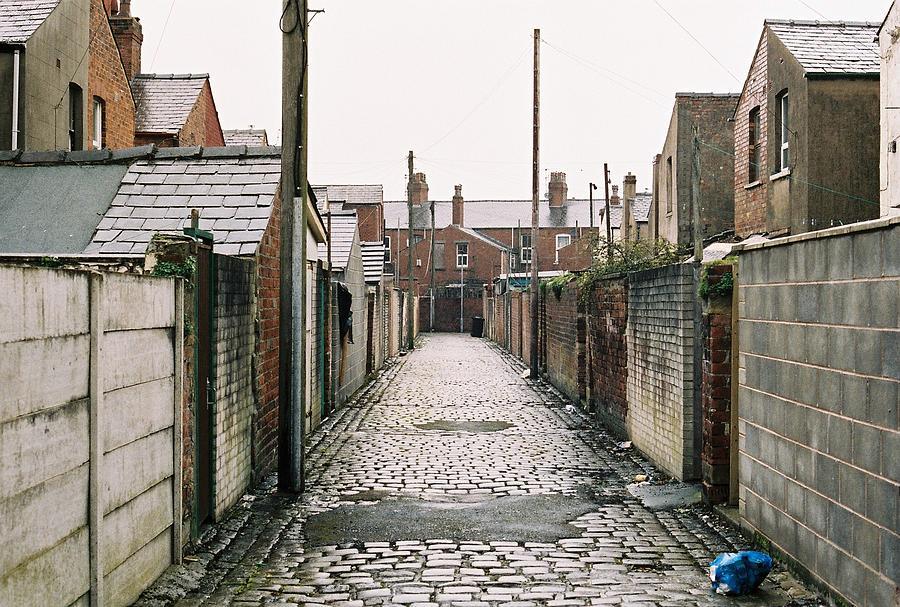 Rain Town Photograph