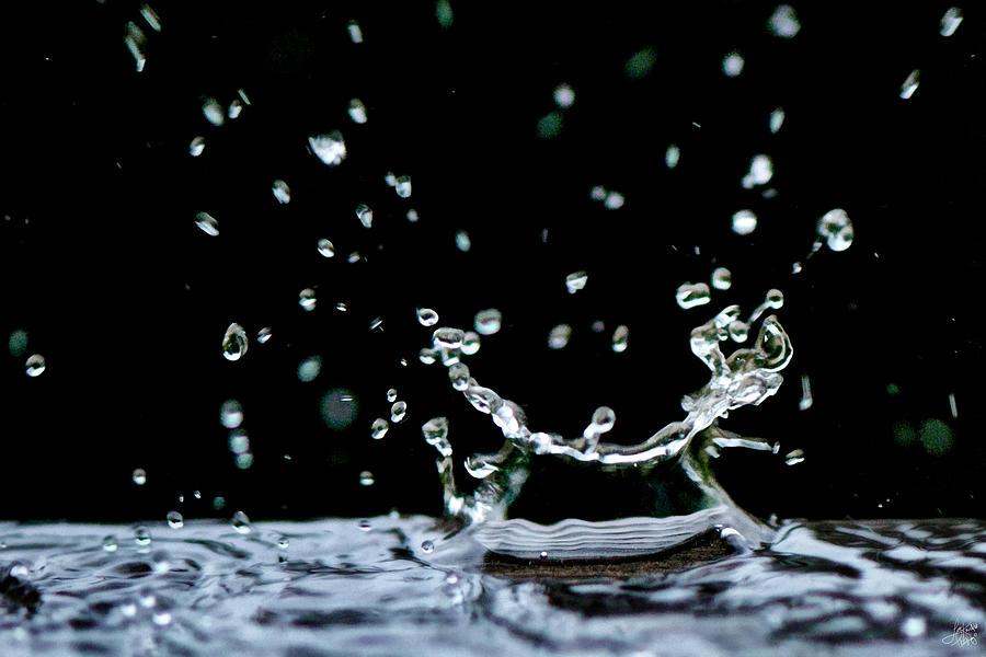 Raindrop Photograph