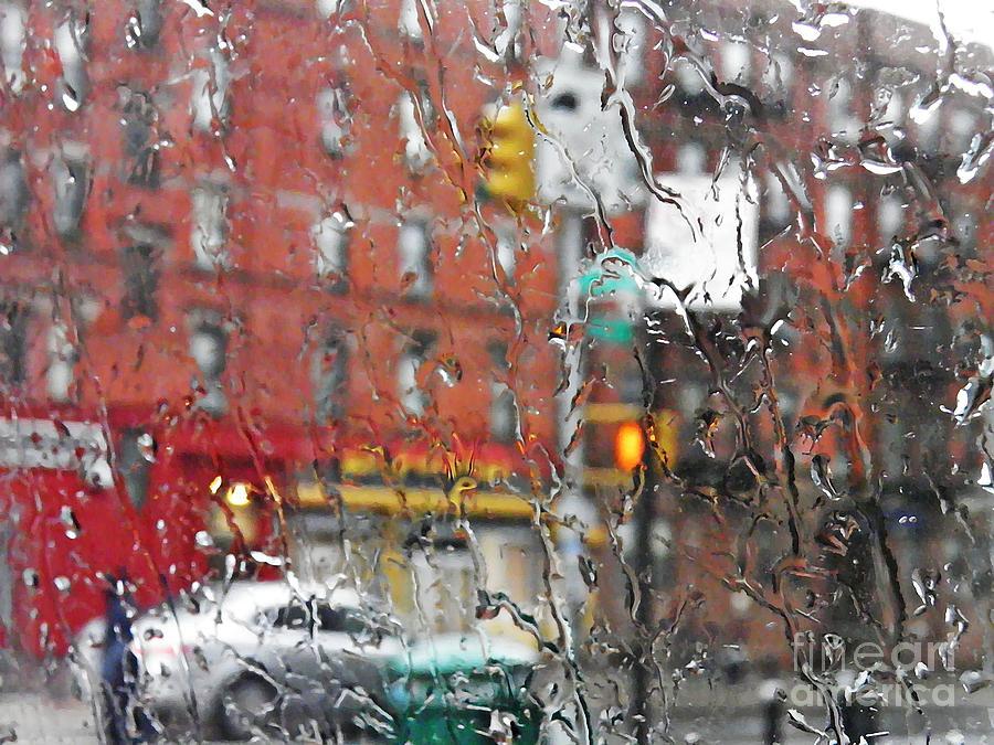Rainy Day Nyc 2 Photograph