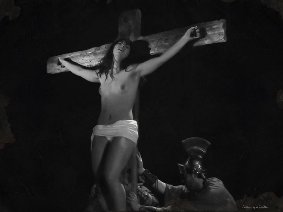 All roman woman crucifixion porn