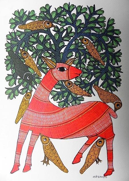 Raju 86 Painting