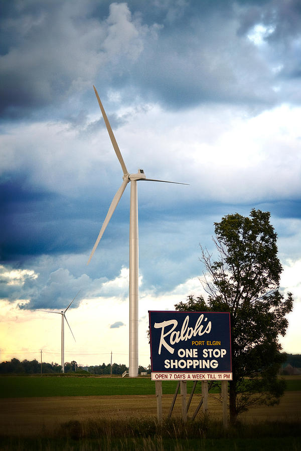 Ralphs One Stop Shopping Photograph  - Ralphs One Stop Shopping Fine Art Print