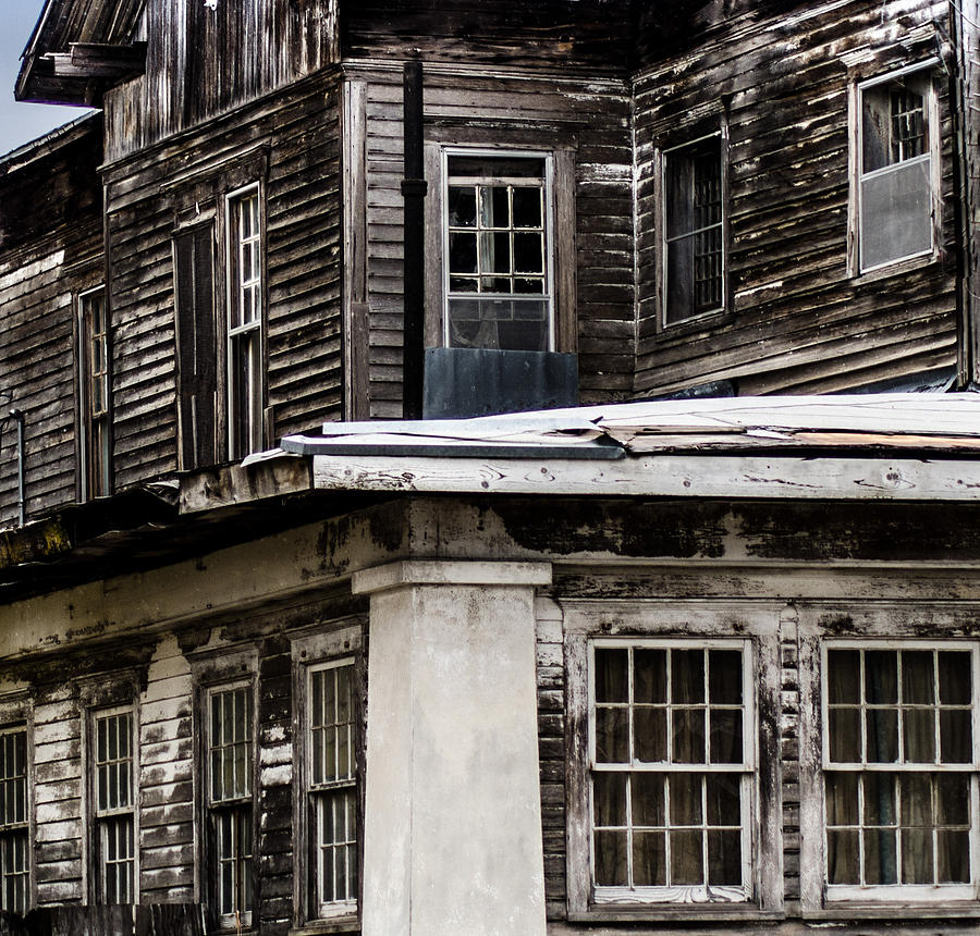 Ramshackle Photograph  - Ramshackle Fine Art Print