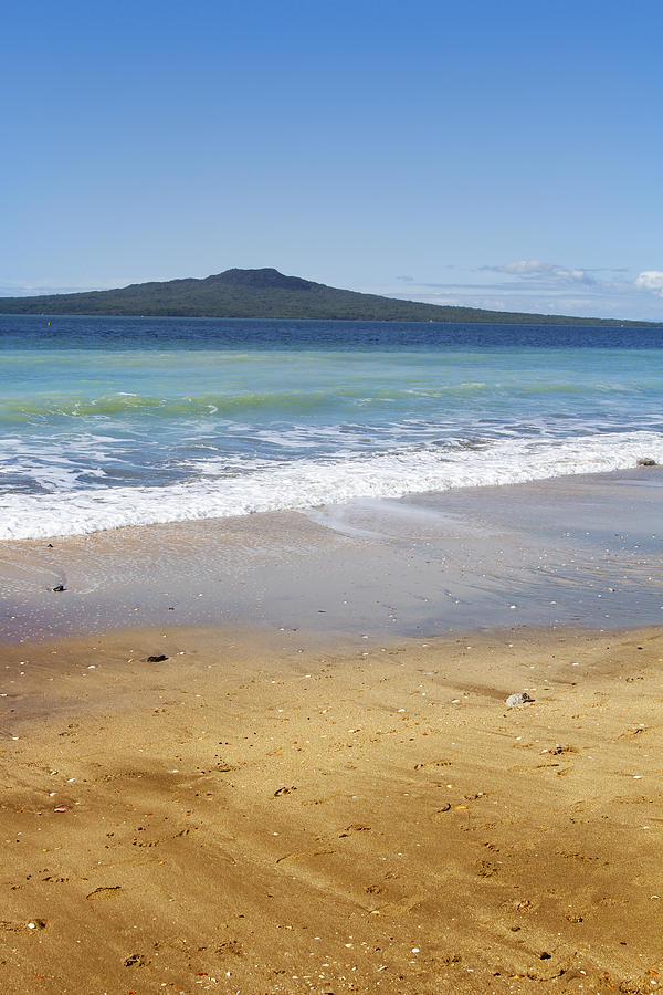 Rangitoto Photograph
