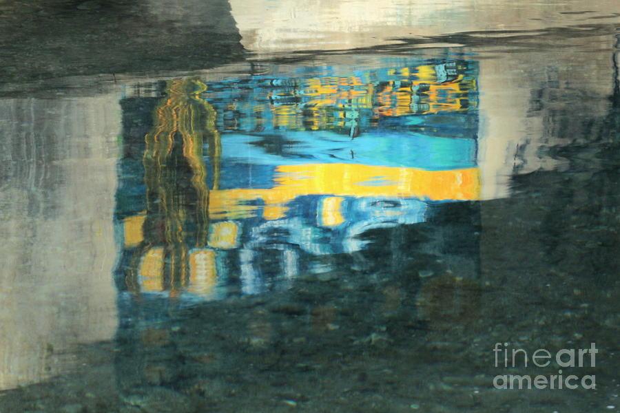 Rare Vincent Van Gogh Watercolor Photograph