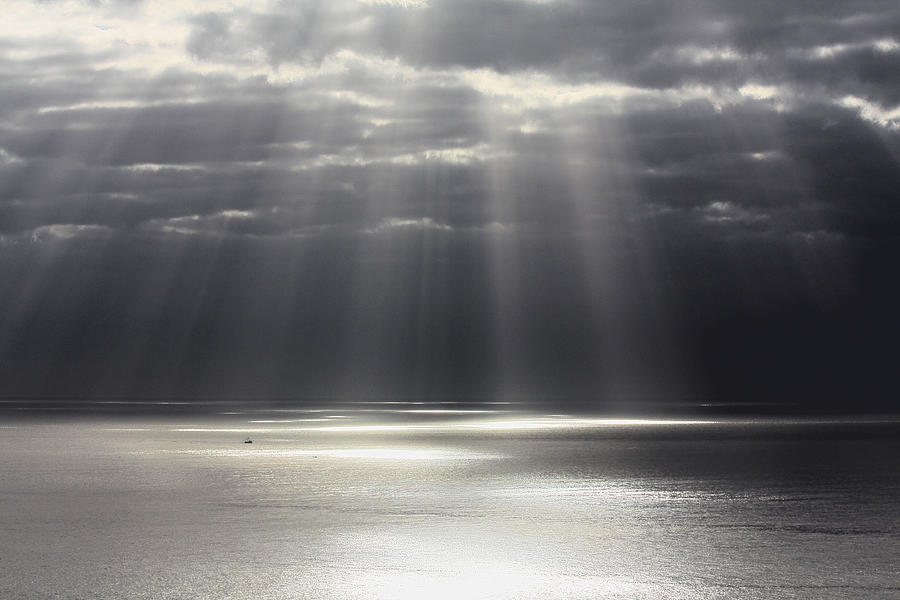 Rays Of Hope Photograph