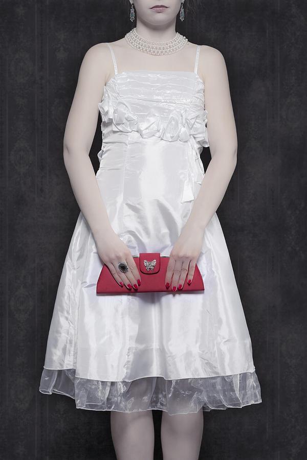 Red Handbag Photograph