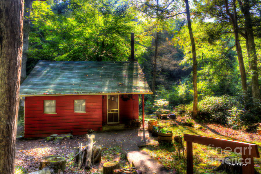 Red Mountain Home Photograph