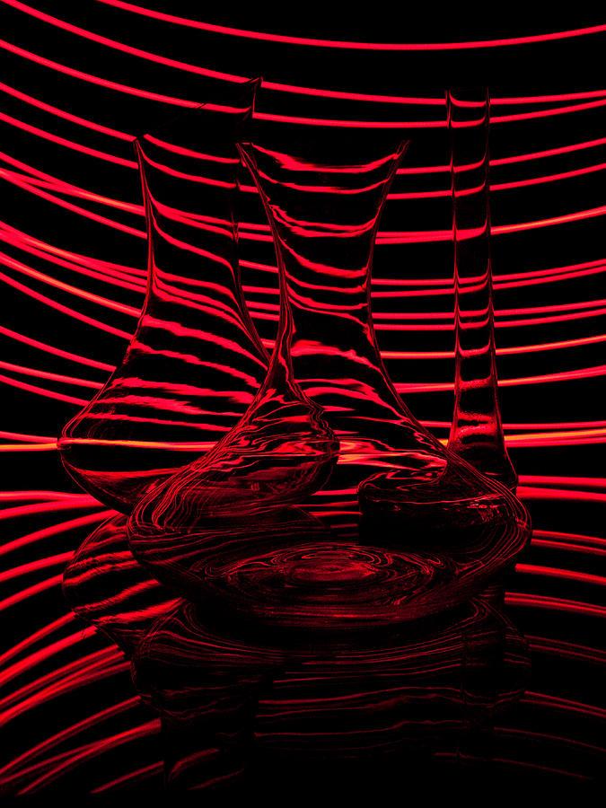 Red Rhythm IIi Photograph