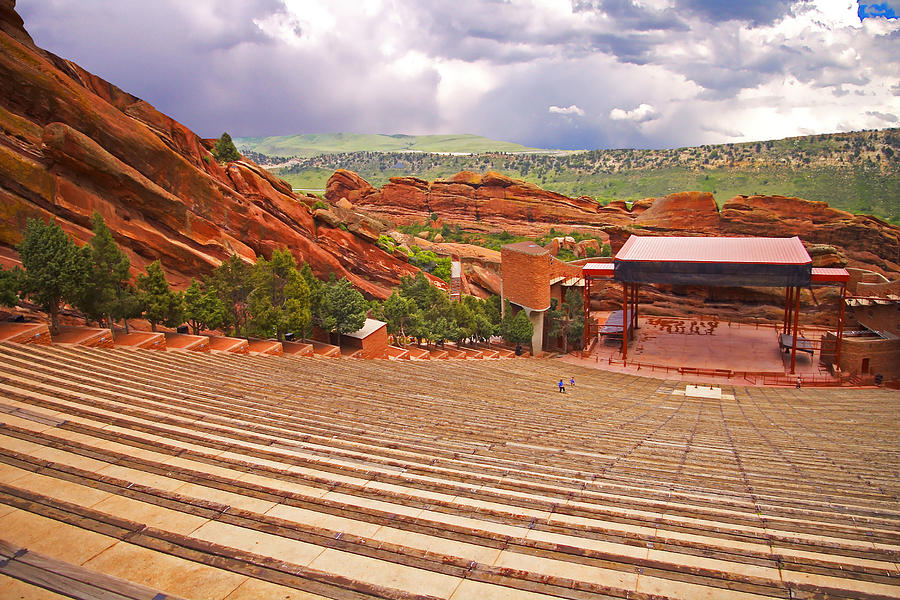 the complications created by red rocks amphitheater