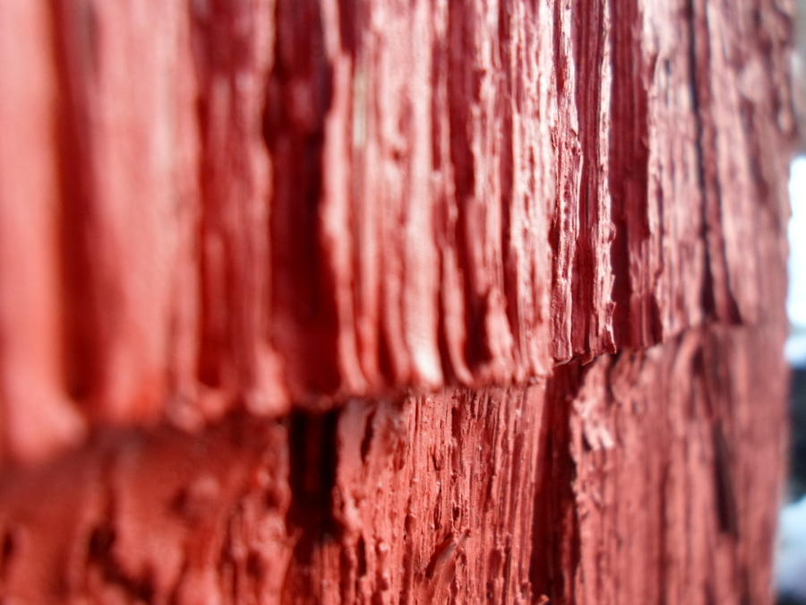 Red Texture Photograph