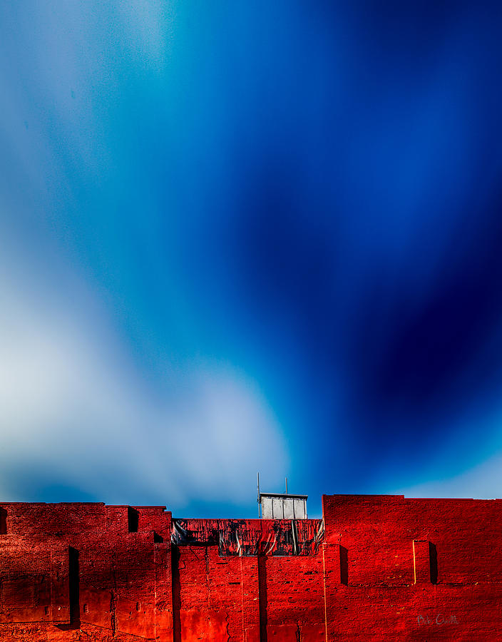 City Photograph - Red White And Blue by Bob Orsillo