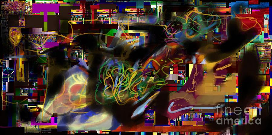 Redemption Prayer 14 D Digital Art