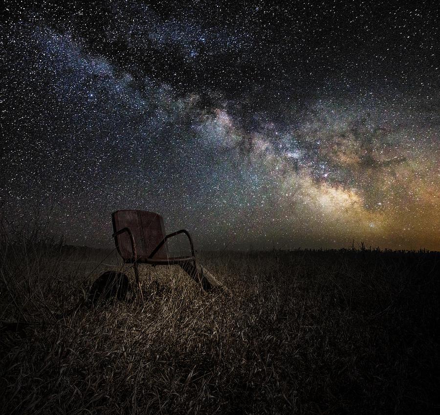 Redneck Planetarium Digital Art