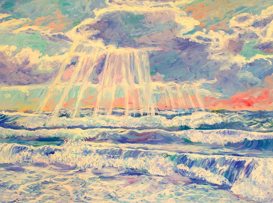 Rehoboth Light Painting