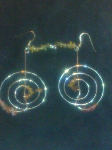Reiki Healing Earrings Jewelry