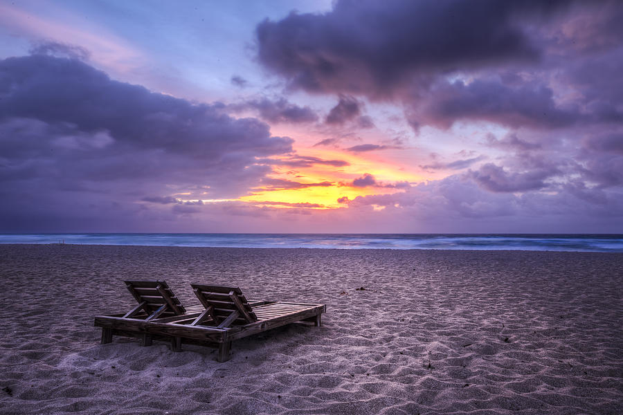 Clouds Photograph - Relax by Debra and Dave Vanderlaan