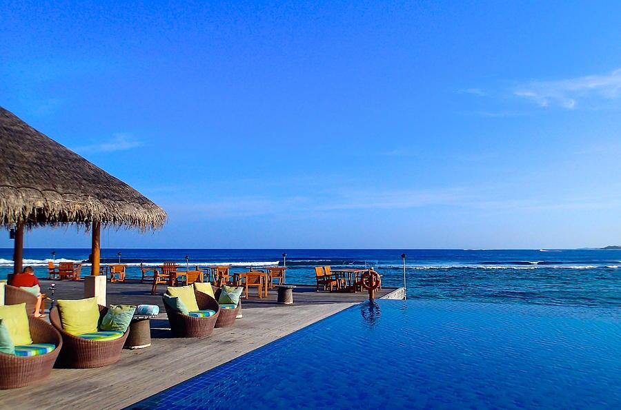 Relax Place Near Ocean Photograph