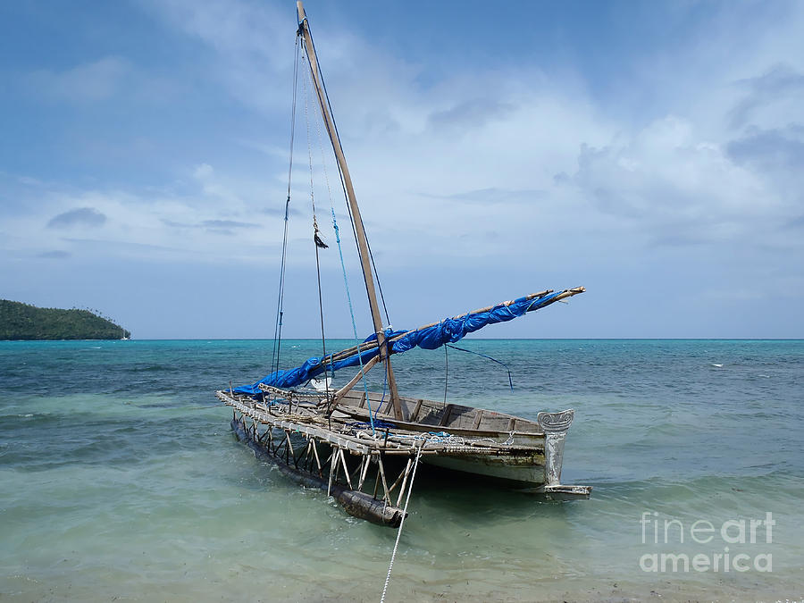 Relaxing After Sail Trip Photograph  - Relaxing After Sail Trip Fine Art Print