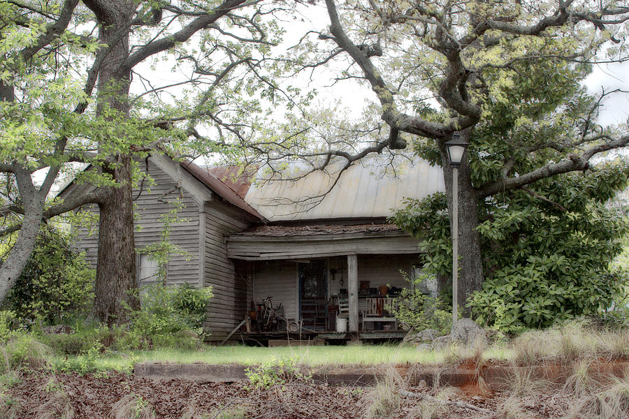 Old House Photograph - Relics  by Tanya Jacobson-Smith