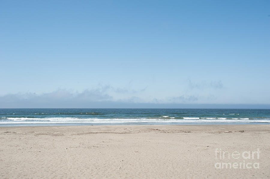 Remember The Long Walk On The Beach Photograph  - Remember The Long Walk On The Beach Fine Art Print