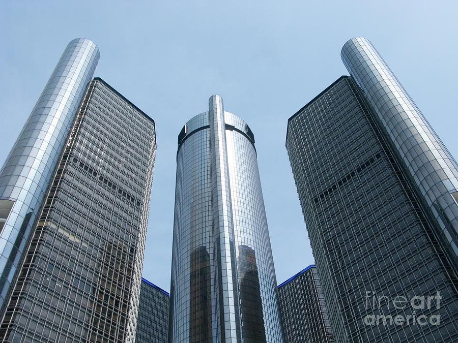 Renaissance Towers Photograph