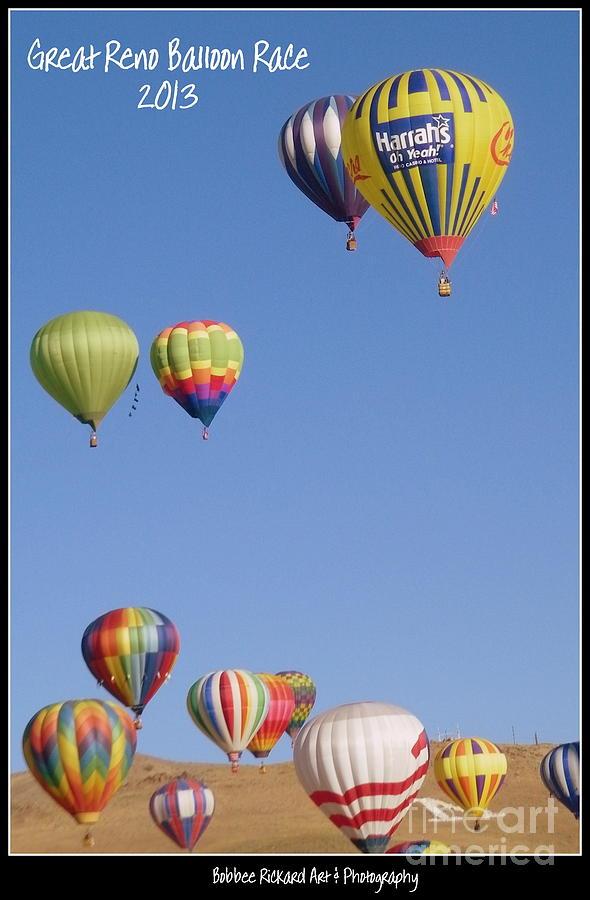 Reno Balloon Race 2013 Photograph