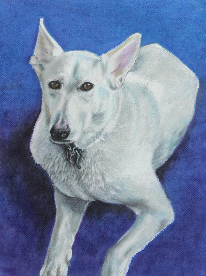 Mammal Painting - Reno by Jeanne Fischer