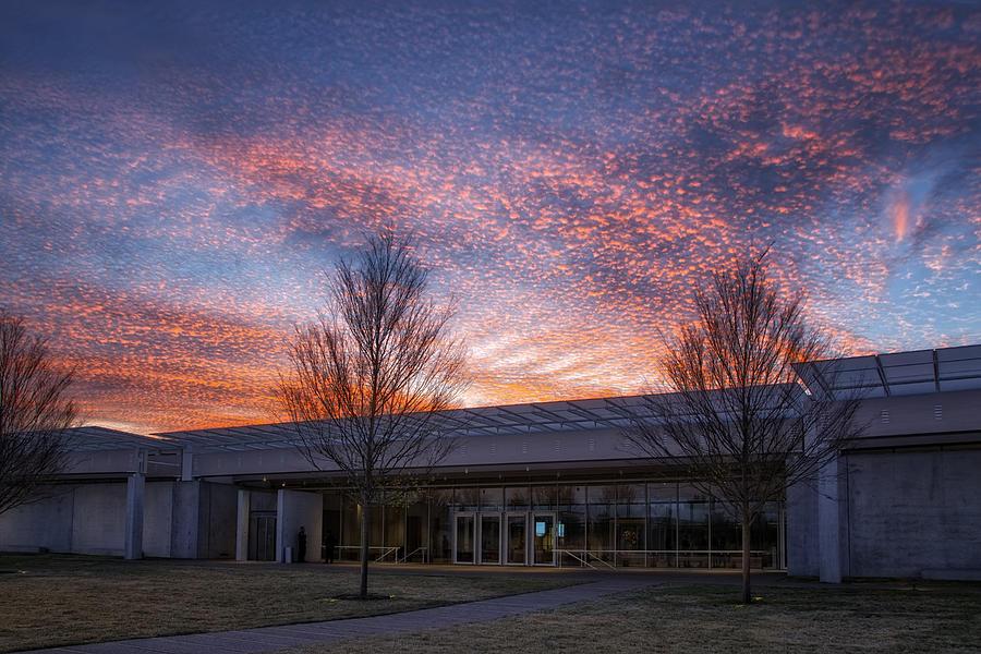 Renzo Piano Pavilion Photograph