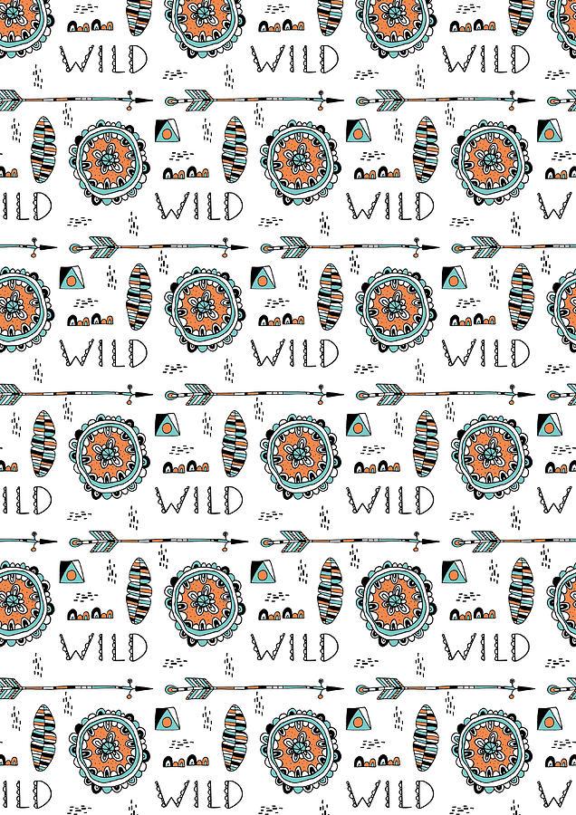 Repeat Print - Wild Photograph