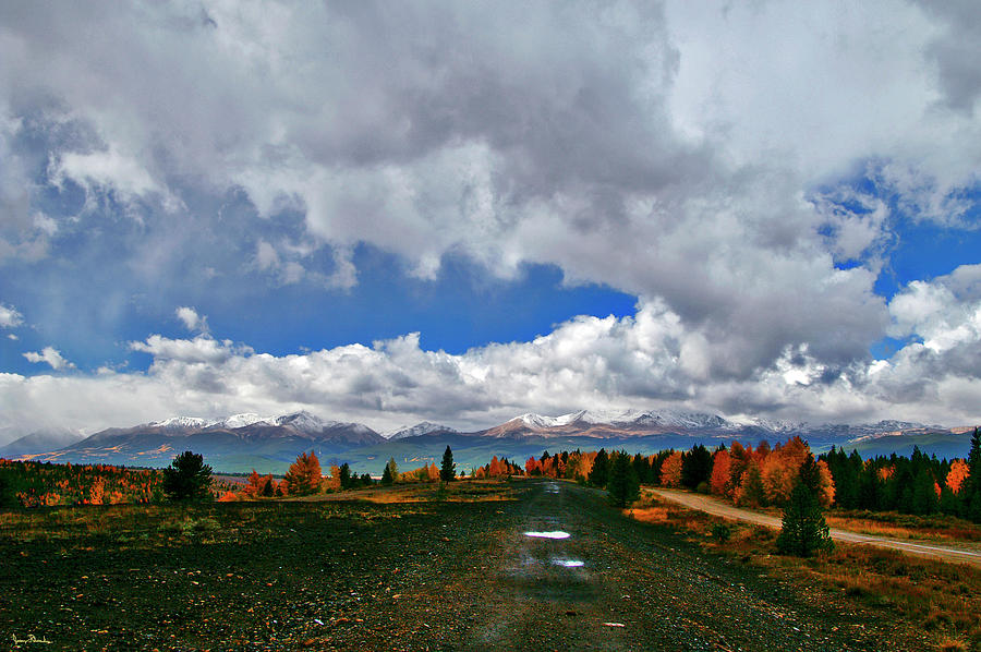 Colorado Photograph - Resisting Change by Jeremy Rhoades