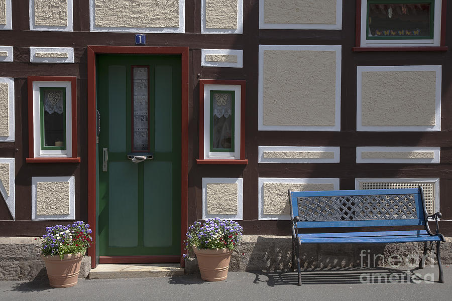 Koehrer-wagner_heiko Photograph - Resting Place by Heiko Koehrer-Wagner