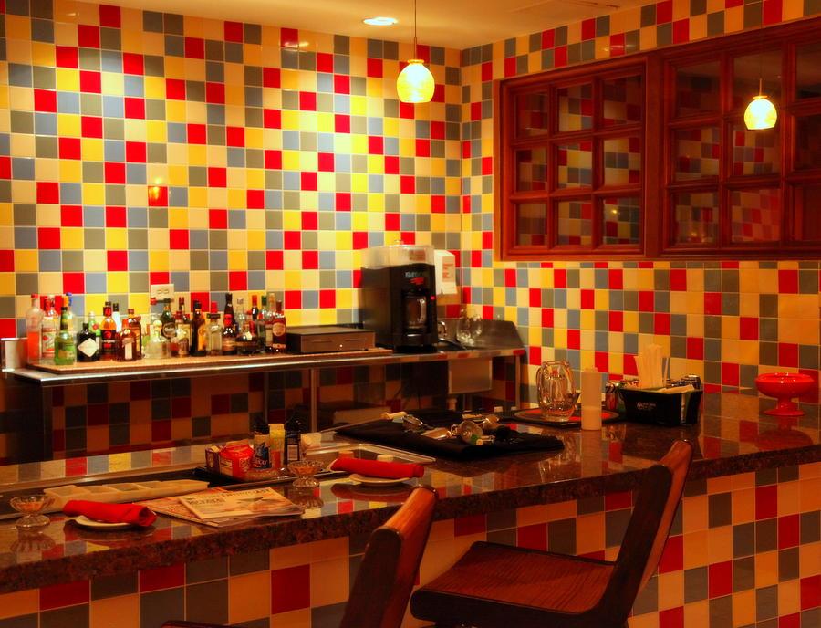 Retro Diner Photograph
