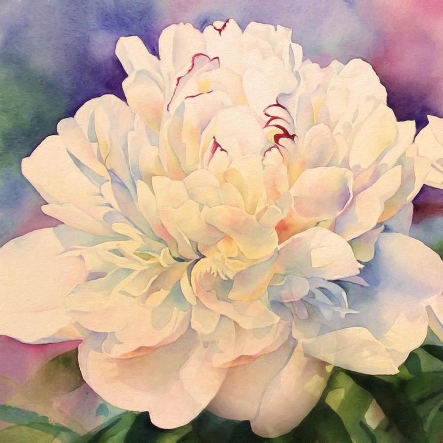 Retro Petals Painting