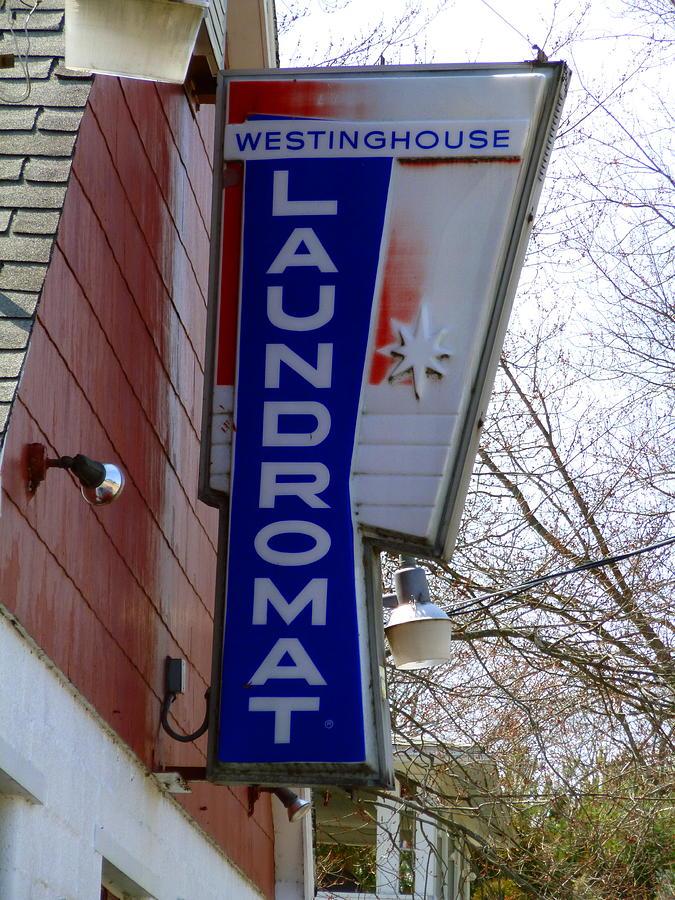 Retro Westinghouse Sign Photograph