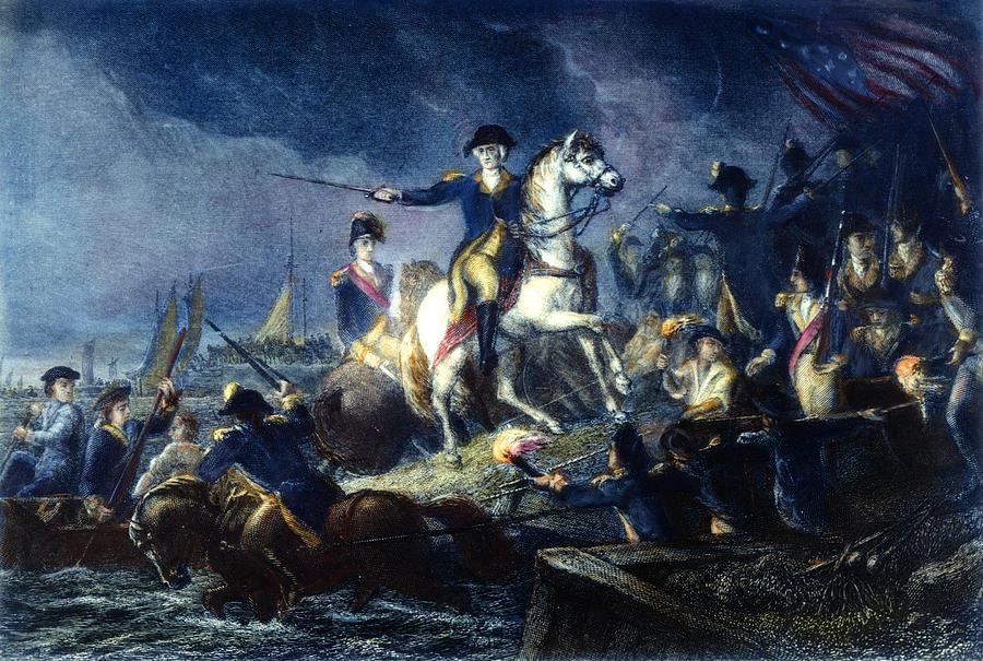 Rev. War: New York, 1776 Photograph