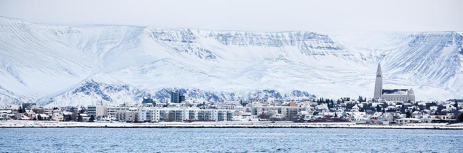 Reykjavik City - Iceland Photograph