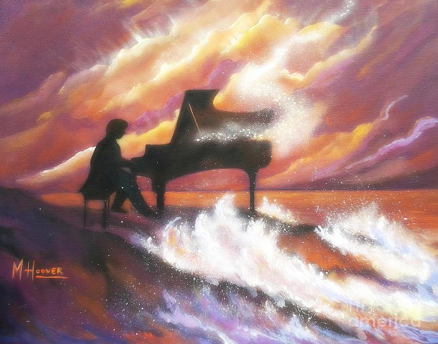 Rhapsody In G Painting