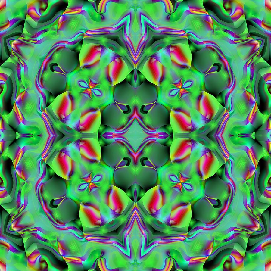 Rhapsody Of Petals Digital Art