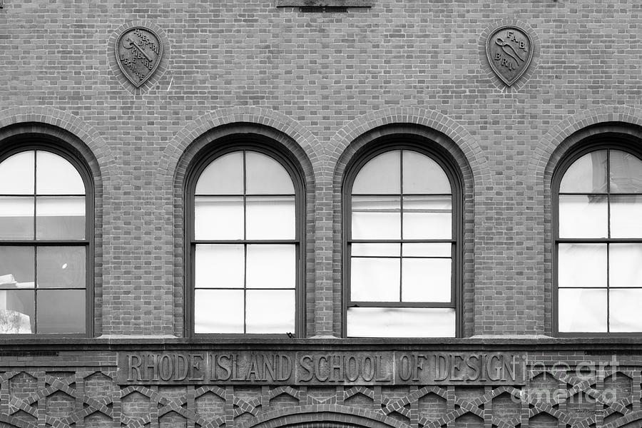 Rhode Island School Of Design Waterman Building Photograph