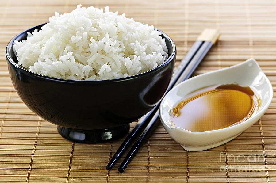 Rice Meal Photograph