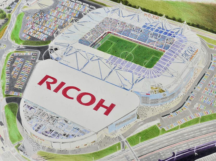Ricoh Stadium Car Parking