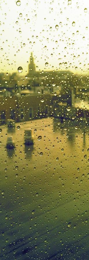 Mieczyslaw Photograph - Ridgewood Wet With Rain St Matthias Roman Catholic Church by Mieczyslaw Rudek Mietko